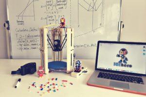 101 Hero 3D printing