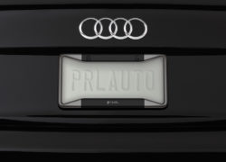 Pearl RearVision: Turns your car license plate into a backup camera