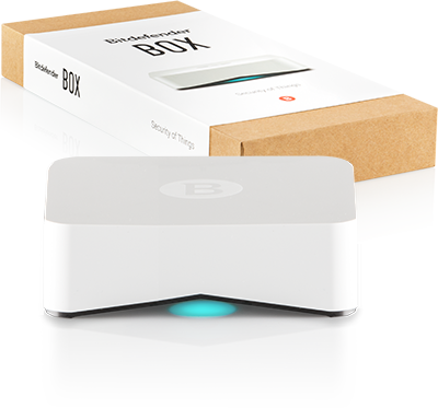 Bitdefender BOX product