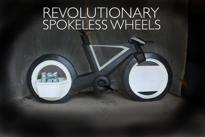 Cyclotron Bike: Revolutionary