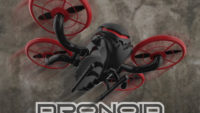 DRONOID: Fully customizable, modular drone toy
