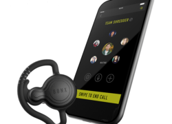 BONX Grip: Wearable walkie-talkie for outdoor enthusiasts