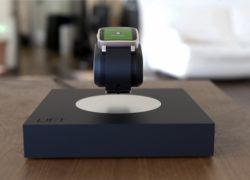 Lift: Levitate your smartwatch as it charges