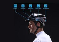 LIVALL: Smart cycling helmet