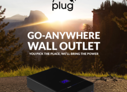 Plug: power anything on the go