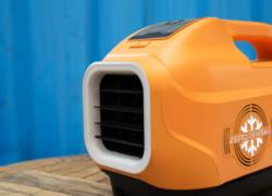 Zero Breeze: Bring the heat down anywhere