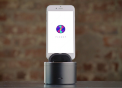 Picbot: Smart tripod for next-level photos and videos