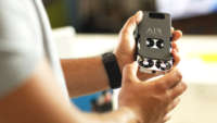 AirSelfie: Get the perfect selfie shot every time
