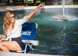 Shaze: Lounge anywhere in comfort and style