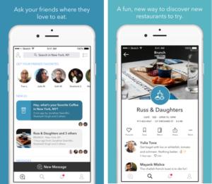 Truffle App Restaurants