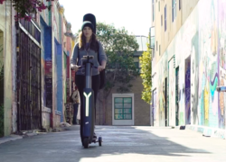 Immotor GO: Electric scooter your way