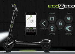 EcoReco Model R: Smart scooter for all