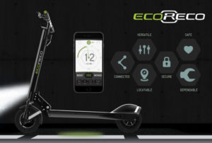 EcoReco Electric Scooter