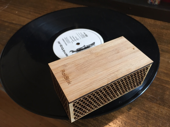 RokBlok Record Player