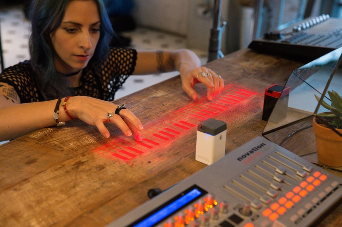 iKeybo laser keyboards