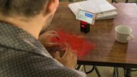 iKeybo: Laser-projected virtual keyboard