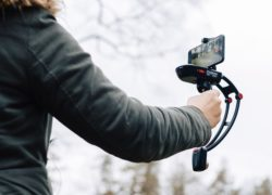 Steadicam Volt: Pro-quality video stabilization for smartphones