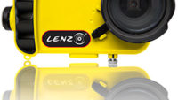 LenzO: High-quality underwater photos on your iPhone