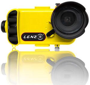 LenzO underwater camera