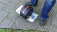 Solowheel Iota: Smallest smart e-vehicle