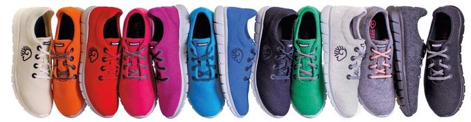 Merino Runners for your feet