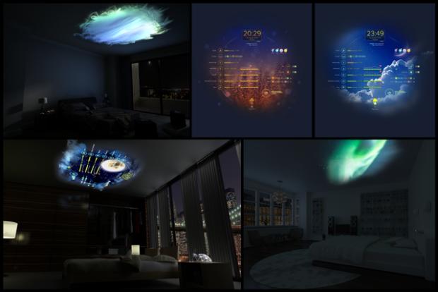 StarSailor Ceiling Display