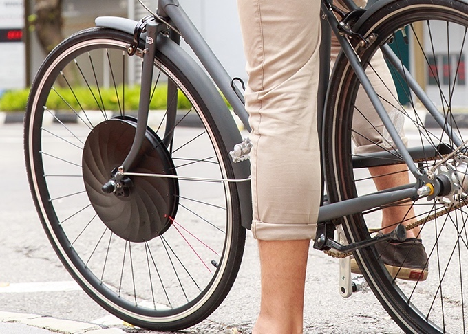 UrbanX e-bike Converter