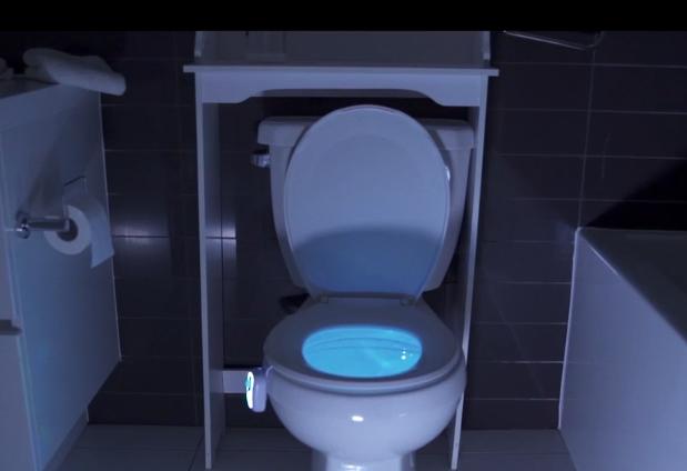 SmartIllumi Toilet