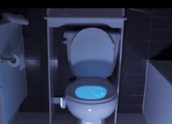 SmartIllumi: Smart nightlight for your toilet
