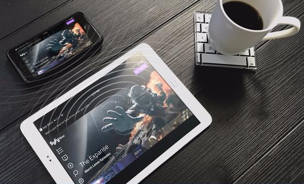 Superscreen Tablet app