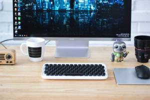 lofree typing keyboard
