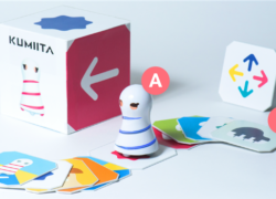KUMIITA: Fun programming toy for toddlers