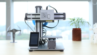 Snapmaker: 3D printer, CNC carving, and laser engraving in one