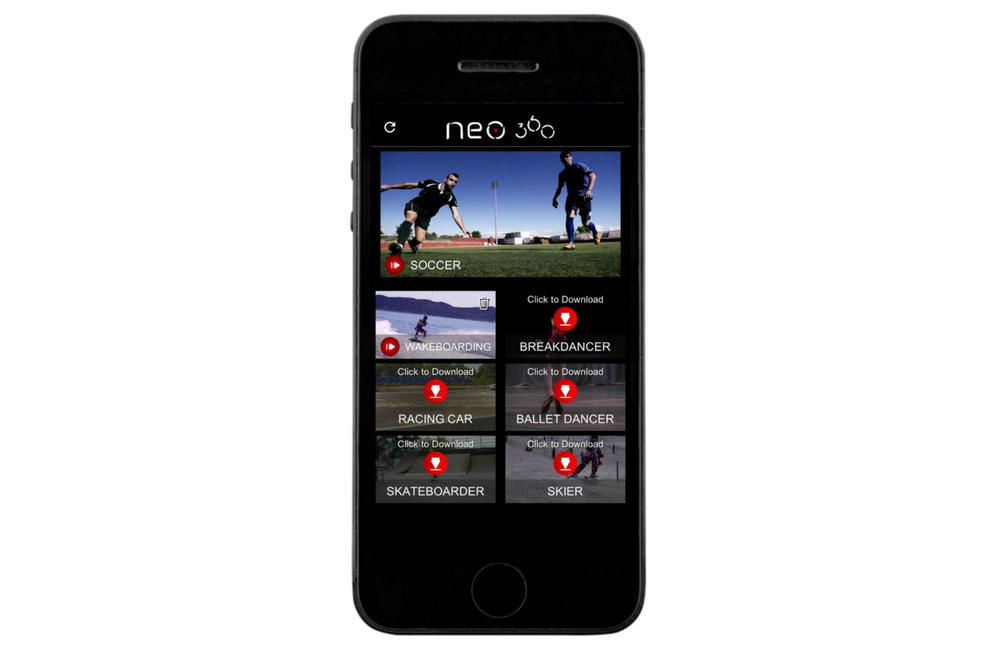 Neo360 Virtual Reality