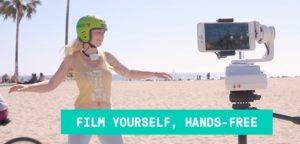 Motus makes you the cameraman
