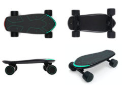 Spectra: Smart skateboard for the urban dweller