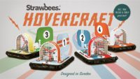 Strawbees Hovercraft: The fastest recycled toy