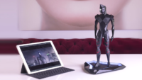 Sound Heroes: A smart speaker in the form of a robot