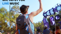 Baserock: The backpack that lets you feel your music