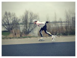 Wheelzz Roller skates
