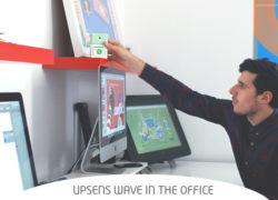 UpSens: Smart pollution and radiation sensor
