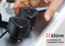 Klove Knob: A smart way to cook