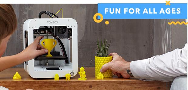 Toybox 3D printer