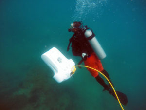 YouCan BW1 ROV Drone for the Ocean