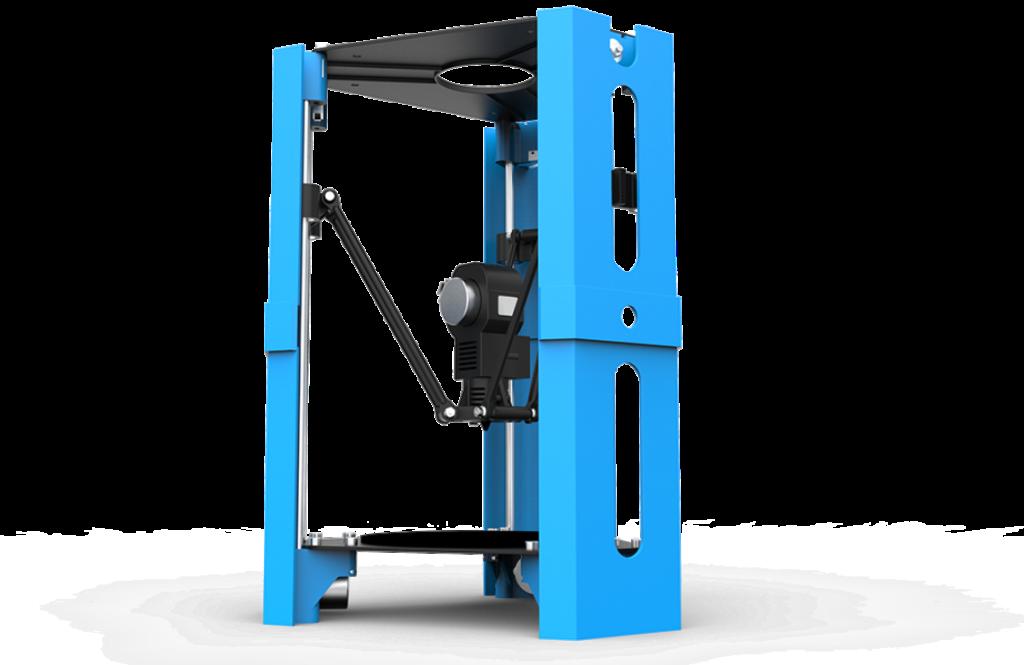 101Hero: A $49.00 3D Printer