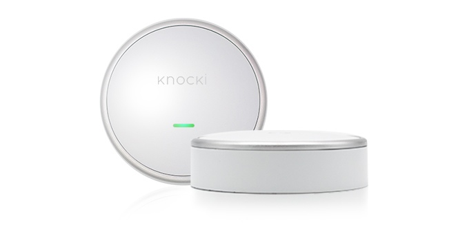 Knocki: Turn any surface into a touch remote