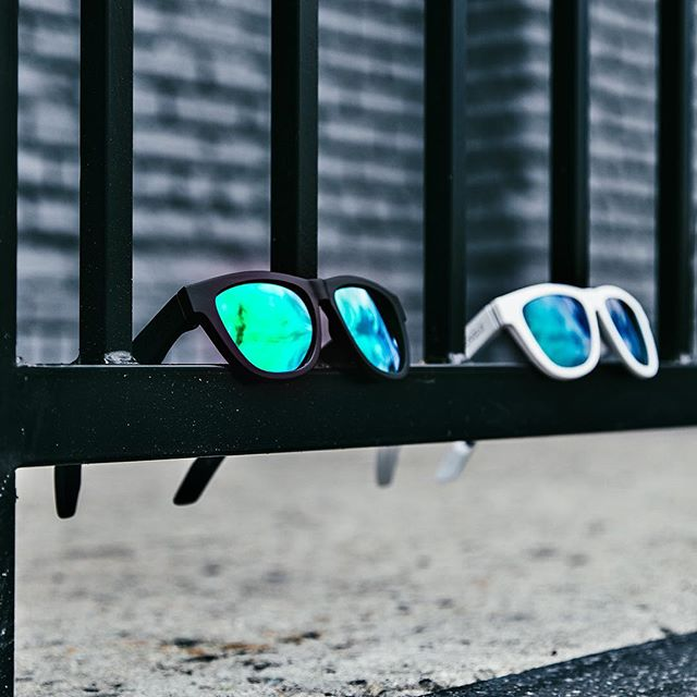 Zungle Panther: Sunglasses that let you wear your music