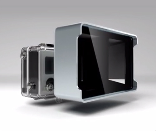 Vitrima: Take Stereoscopic 3D Videos With Your GoPro