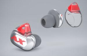 Axum earbuds