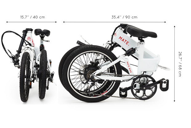 MATE: Affordable, feature-packed electric bike